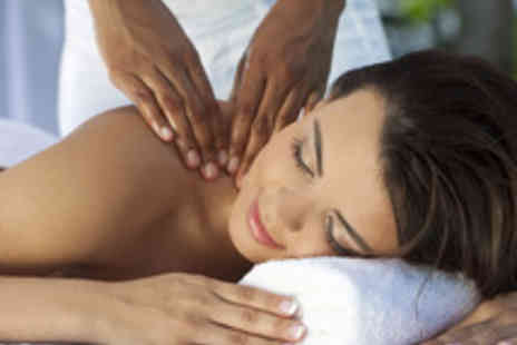 Jade Spa - Pamper Package with Five Treatments, Tea and Cake for Two - Save 63%