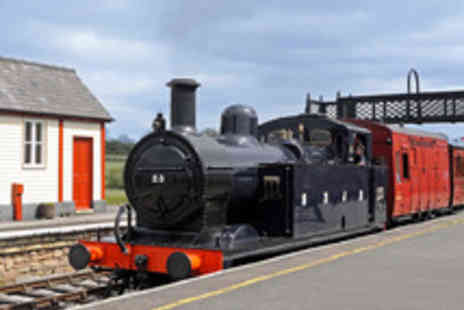 Midland Railway Butterley - Family Entry to Midland Railway Butterley - Save 61%