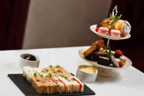 Park House - Double AA Rosette Traditional Afternoon Tea for One - Save 32%