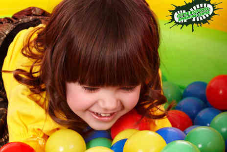 Otterspool Adventure Centre - Soft Play Entry with Juice Each for Two  - Save 54%
