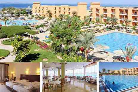 Blue Sea Holidays -  Seven Night All Inclusive Hurghada Beach Holiday with Flights - Save 26%