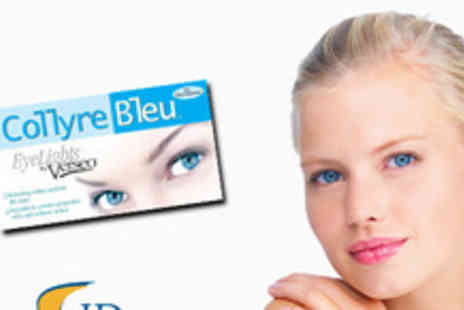 JD Harris - Pack of 10 Collyre Bleu eye drops - Save 63%