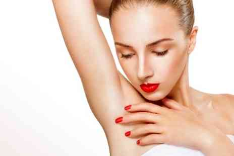 Atelier M - Six Sessions of Laser Hair Removal - Save 95%