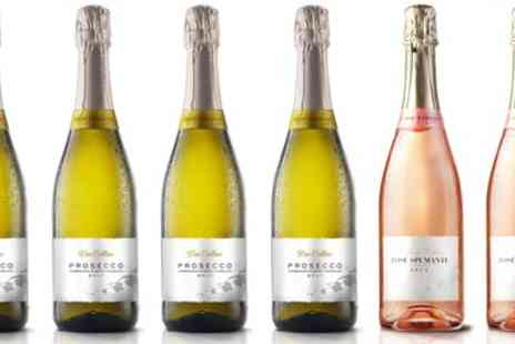 Virgin Wines Online -  Six Bottles of Bubbly - Save 39%