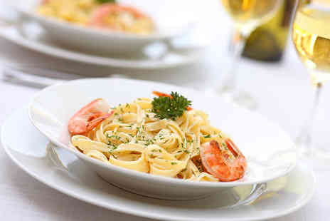 Caffe Latino - £6 for an Italian pasta dinner for two - Save 0%