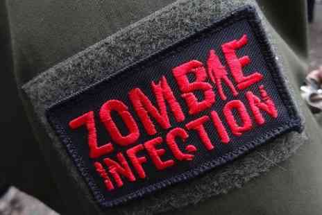 Zombie Infection - Three Hour Zombie Survival Experience - Save 40%