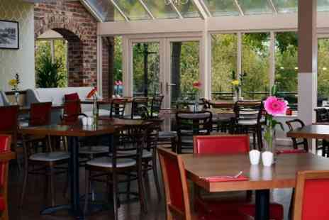 The Boat House Bar and Restaurant - Three Course Carvery Lunch For Two - Save 54%