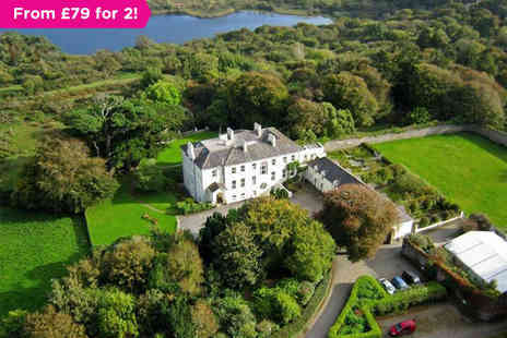 Liss Ard Estate - Georgian Country House Amid Sprawling Cork Nature - Save 0%