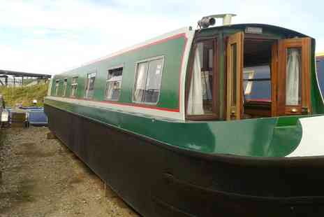 Drift Away - Three Night Narrowboat Hire - Save 49%