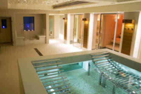 K West Hotel & Spa - 5 Bubble Spa Day with Three Treatments and Refreshments for Two - Save 24%