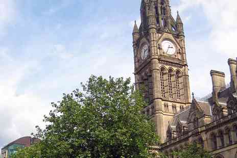 Walk Manchester - A Choice of 90 Minute Manchester Walking Tours - Save 50%