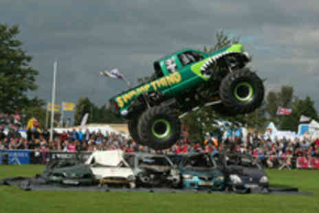 Stonegate - Tickets to Truckfest 2015 in Scotland - Save 0%