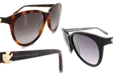 Discounted Sunglasses - Marc Jacobs 353 Sunglasses - Save 55%