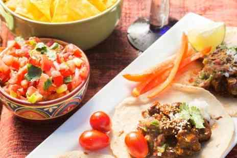 Viva La Mexicana - Tapas and Cocktails To Share For Two - Save 56%