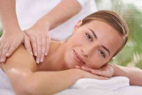 Your Body Business - Aromatherapy Massage Plus Exfoliation Session or Facial  - Save 0%