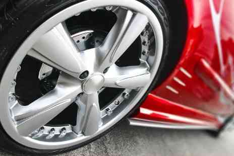 Derby Alloys - Alloy Wheel Refurbishment For One - Save 0%