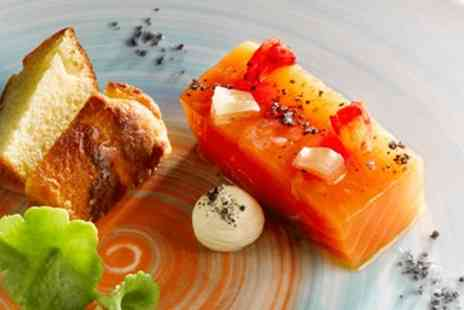 Park House Restaurant -  Michelin Recommended Tasting Menu for 2 - Save 50%