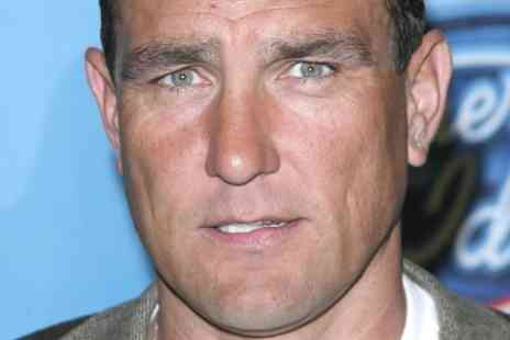 K Kong Events - Ticket to An Evening with Vinnie Jones   - Save 0%