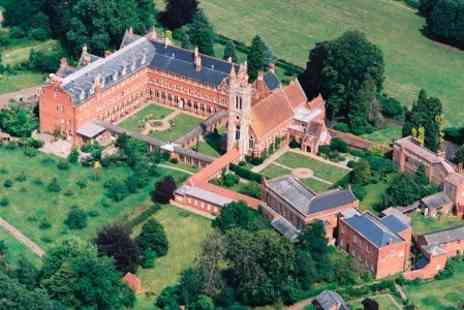 Stanbrook Abbey - Three Course Lunch With Gospel Choir Entertainment  - Save 41%