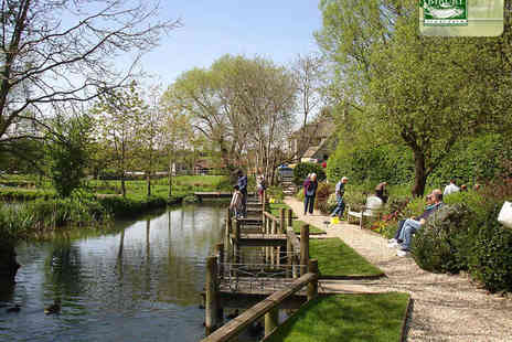 Bibury Trout Farm - Family Day Pass - Save 52%