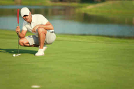 Maywood Golf Club - 18 Holes of Golf with a Sandwich and Hot Drink - Save 49%