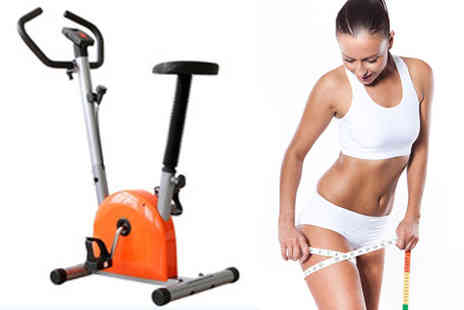 Muubaa - Velocious Exercise Bike with Adjustable Resistance - Save 0%