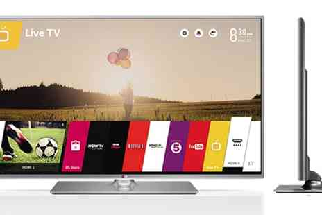 electrical experience - LG 42 Inch Full HD 3D LED Smart TV with Wi-Fi - Save 20%