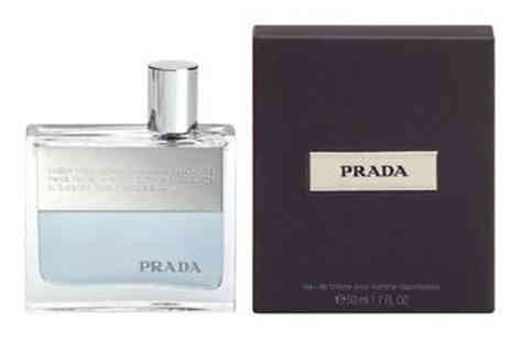 CRM Trading - Prada Amber Pour Homme 50ml EDT - Save 29%