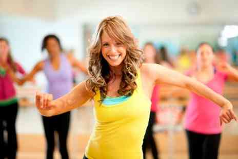 Shake That Zumba - Entry to a Selection of Zumba Classes - Save 64%