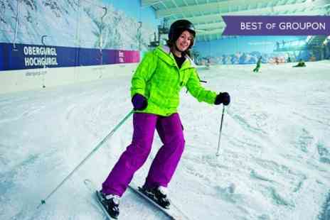 Hemel Snowcentre - Two Hour Apres Social Ski or Snowboard Lesson  - Save 0%