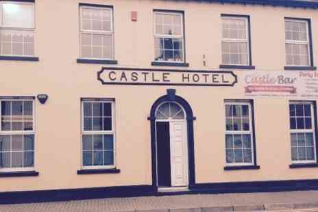 Castle Inn - One or Two Nights stay For Two With Bottle of Wine and Breakfast  - Save 0%