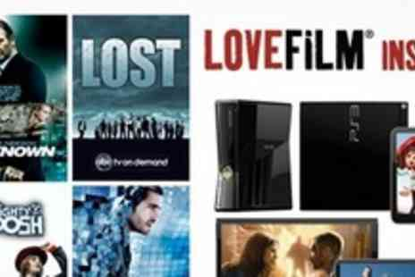 LOVEFiLM - LOVEFiLM Instant Unlimited Movie Streaming For Six Months - Save 60%