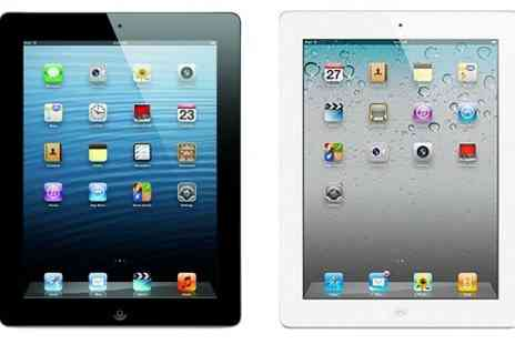 Buyer Area - Refurbished Apple iPad 4 16GB With Free Delivery - Save 0%