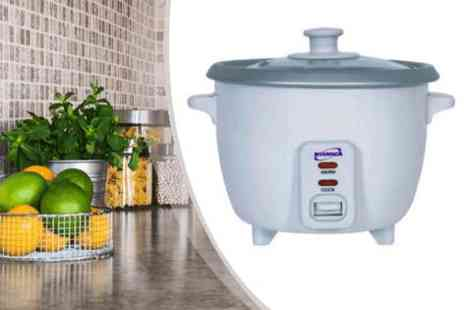Global Online Group  -  1L rice cooker - Save 54%