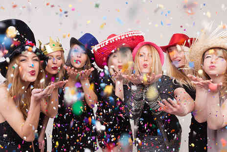 Photobooth Express - Four hours of photobooth hire including unlimited prints  - Save 38%