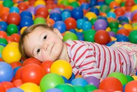Little Treasures Play and Party Centre - Soft Play and Kids Meal  - Save 0%