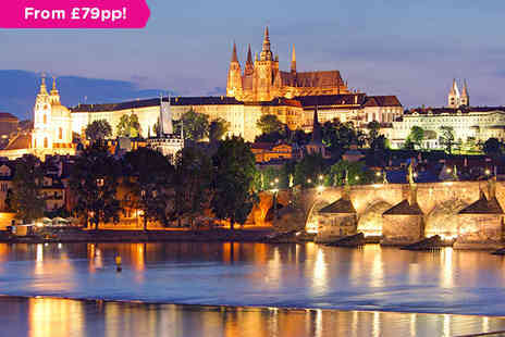 A1 Travel - One night Prague City Break - Save 0%