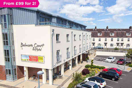 Belmore Court & Motel - One night stay  in The Heart of Fermanagh - Save 38%