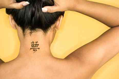 Tinne Natural Health - Three Sessions to Laser Tattoo Removal - Save 76%