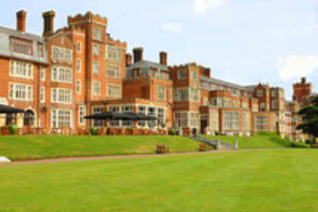Principal Hayley Hotels - Sumptuous Surrey Mini Break for Two with Three Course Buffet Dinner - Save 32%