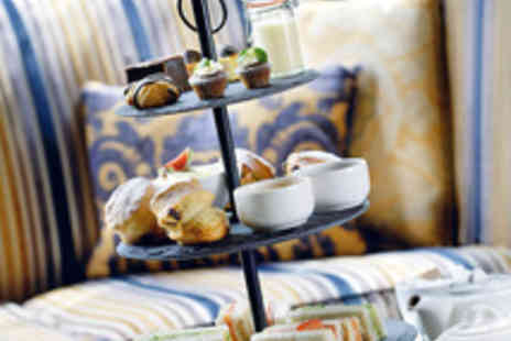 Macdonald Alveston Manor Hotel - Champagne Afternoon Tea for Two  - Save 47%