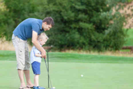 Ingol Village Golf Club - 18 Holes of Golf with a Cooked Breakfast or Hog Roast - Save 49%