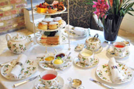 Millennium Hotel - Lavish Afternoon Tea for Two - Save 52%