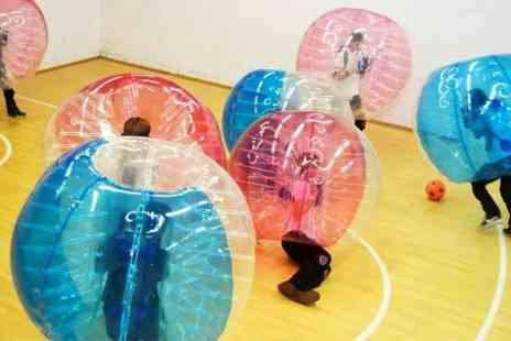 Bubble Football Stars - Bubble Football For 15 - Save 0%