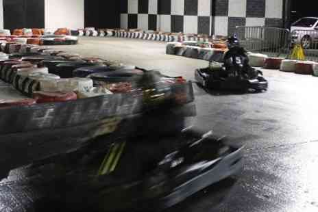 West Wales Karting - 20 Laps of Go Karting For Two - Save 50%