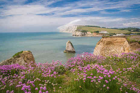 Island View Holidays - Three night or Four night Isle of Wight caravan break  - Save 56%