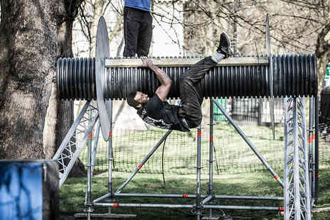 Urban Ninja Events  - Two hour urban obstacle course experience  - Save 53%