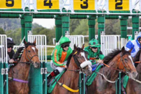 Chepstow Racing & Events - Ticket to Chepstow Racecourse on 24th April - Save 38%