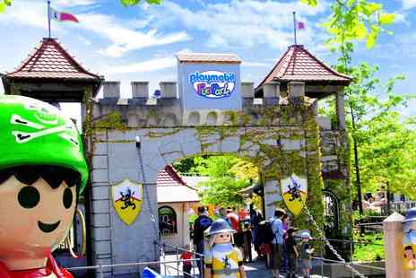 Fürther Hotel - Two nights  with day tickets to Playmobil Fun Park - Save 30%