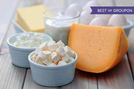 The Smart School of Cookery - Cheese Making Class For One - Save 77%